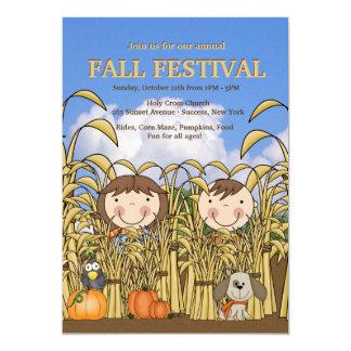 Fall Fun Invitation