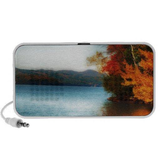 Fall Glow Travelling Speaker