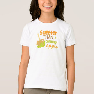 Fall Halloween | Caramel Apple T-Shirt