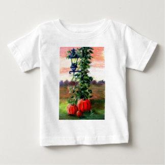 Fall Happy Halloween Infant tshirt