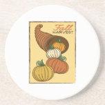 Fall Harvest Coasters