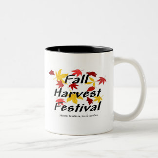 Fall Harvest Festival 2 Tone Mug