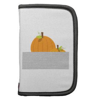 Fall Harvest Folio Planner