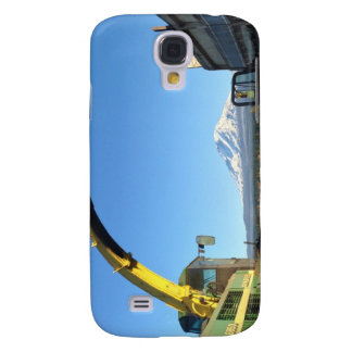 Fall Harvest Heights Galaxy S4 Cover