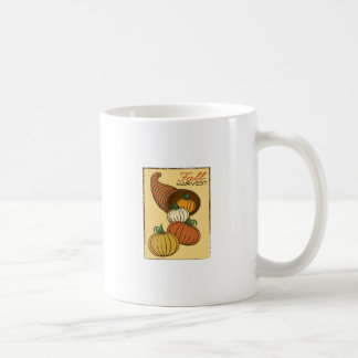 Fall Harvest Coffee Mugs