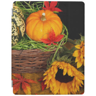 Fall Harvest Sunflowers iPad Cover