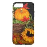 Fall Harvest Sunflowers iPhone 8 Plus/7 Plus Case
