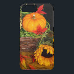 "Fall Harvest Sunflowers iPhone 8 Plus/7 Plus Case<br><div class=""desc"">Fall harvest sunflowers filled with pumpkins,  autumn leaves and sunflower beauty just in time for Halloween and Thanksgiving.</div>"