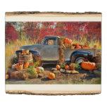 Fall Harvest Wood Panel