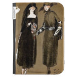 Fall Haute Couture 1920s Illustration Kindle 3 Cover