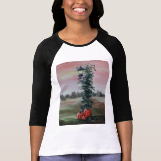 Fall II Ladies Raglan T-Shirt