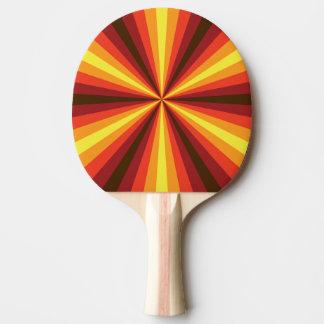 Fall Illusion Ping Pong Paddle