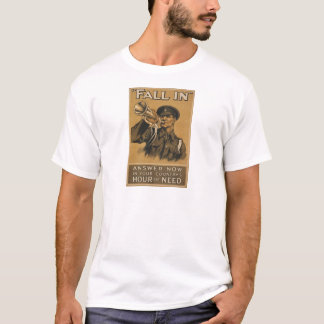 Fall In Answer Now T-Shirt