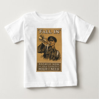 Fall In Answer Now Tee Shirt