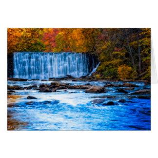 Fall In Beautiful Roswell Georgia Card
