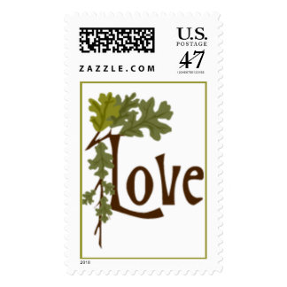 Fall In Love Autumn Wedding Fall Weddings RSVP Postage