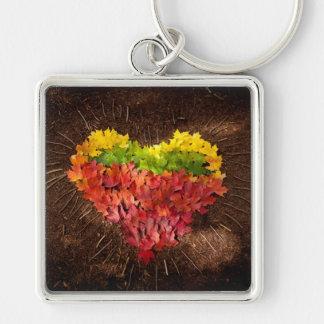 Fall in Love Keychain