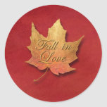 Fall in Love Stickers
