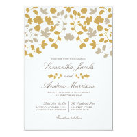 Wedding Invitations – Falling in Love | Best Customizable