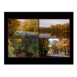 Fall In Love Wisconsin 2 Postcard