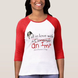 Fall in Love with an Imp Red T Shirts
