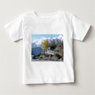 Fall in Nepal picture Baby T-Shirt