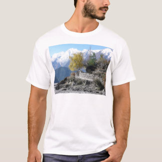 Fall in Nepal picture T-Shirt