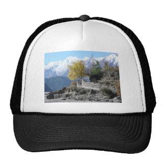 Fall in Nepal picture Trucker Hat