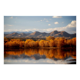 Fall in New Mexico Print