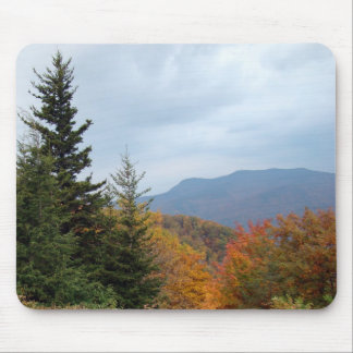 Fall in the Blue Ridge Mountains Mouse Pad
