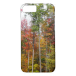 Fall in the Forest Colorful Autumn Photography iPhone 7 Case