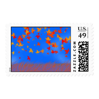 Fall In The Mind Postage
