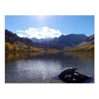Fall in the Sierra Nevadas Postcard