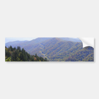 Fall in the Smoky's Bumper Sticker
