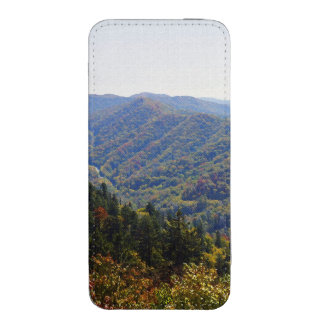Fall in the Smokys iPhone SE/5/5s/5c Pouch
