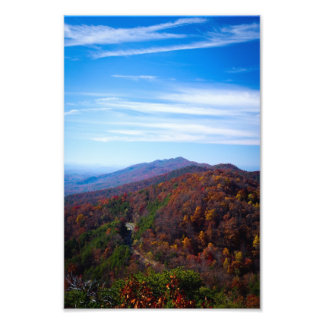 Fall in the Smokys Art Photo