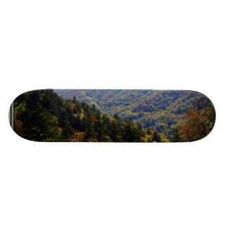 Fall in the Smokys Skate Decks