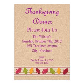 Fall Invite