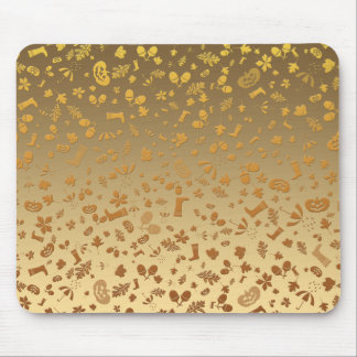 Fall is coming mouse pad