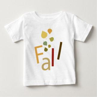 Fall is Falling Baby T-Shirt