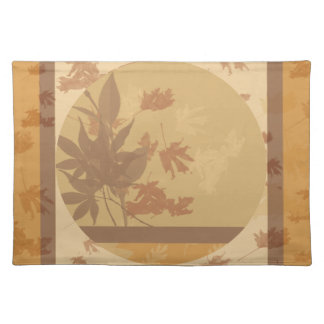 Fall is here - Place mats