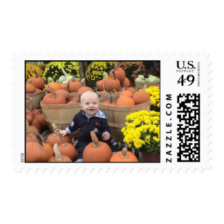 Fall is here! stamp