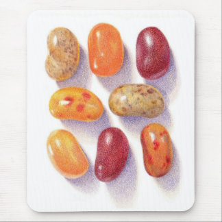 Fall Jelly Beans Mousepad