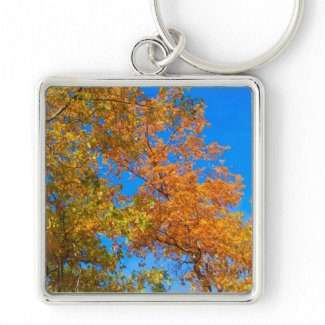 Fall Keychain 2 keychain