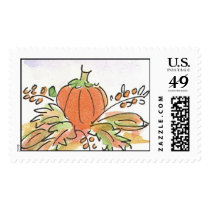 Fall KK Lovie and Dodge Stamps