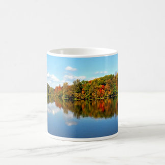 Fall Landscape Autumn Colors Coffee Mug