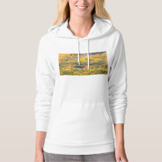 Fall Landscape With Pond in Acadia National Park Hoodie
