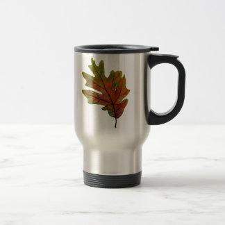 fall leaf 2 coffee mug
