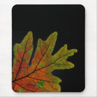 fall leaf 2 mouse pad