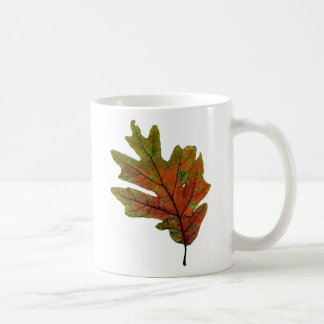 fall leaf 2 mugs